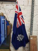 M.O.D. POLICE FLAG