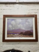 PRINT PAUL HENRY DONEGAL