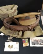 SINGLE OWNER COLLECTION OF SOME QUITE RARE PIECES OF EARLY UVF ITEMS TO INCLUDE AN ORIGINAL PEAKED