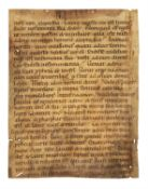 Ɵ Missal, in Latin, manuscript on parchment [Low Countries or Germany, early to mid-11th century]