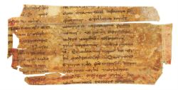 Bede, Homilies, in Latin, manuscript on parchment [most probably France, 9th century]