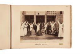 """Ɵ """"My three weeks at Pera"""" printed by Phebus [Turkey (Beyoglu region), dated September 1902]"""