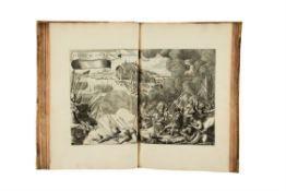 Ɵ Vincenzo Maria Coronelli, Memorie Istoriographiche, author's presentation copy [Venice, 1686]