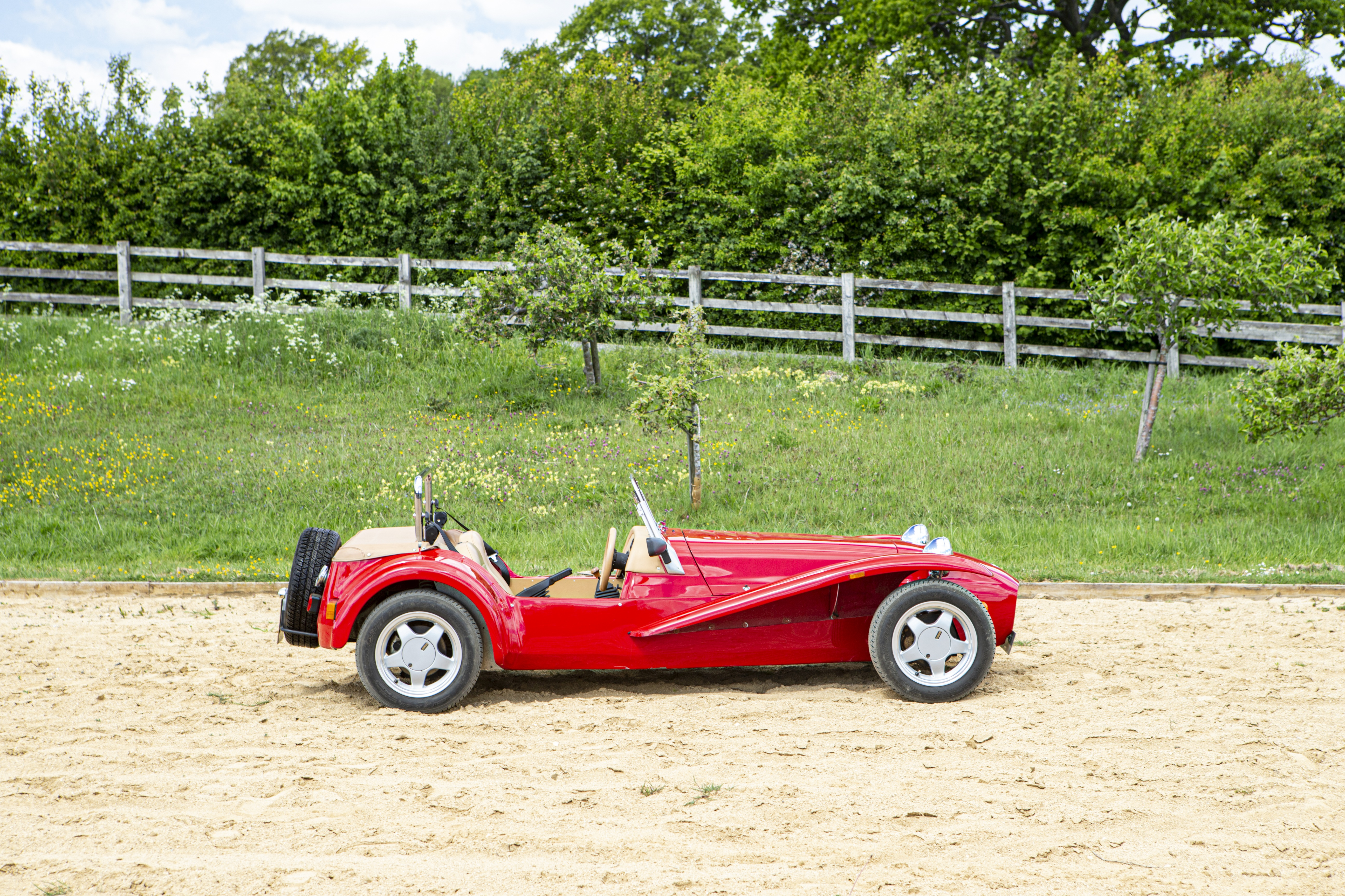 Lot 67 - 1992 Westfield Chassis no. 92WS1208
