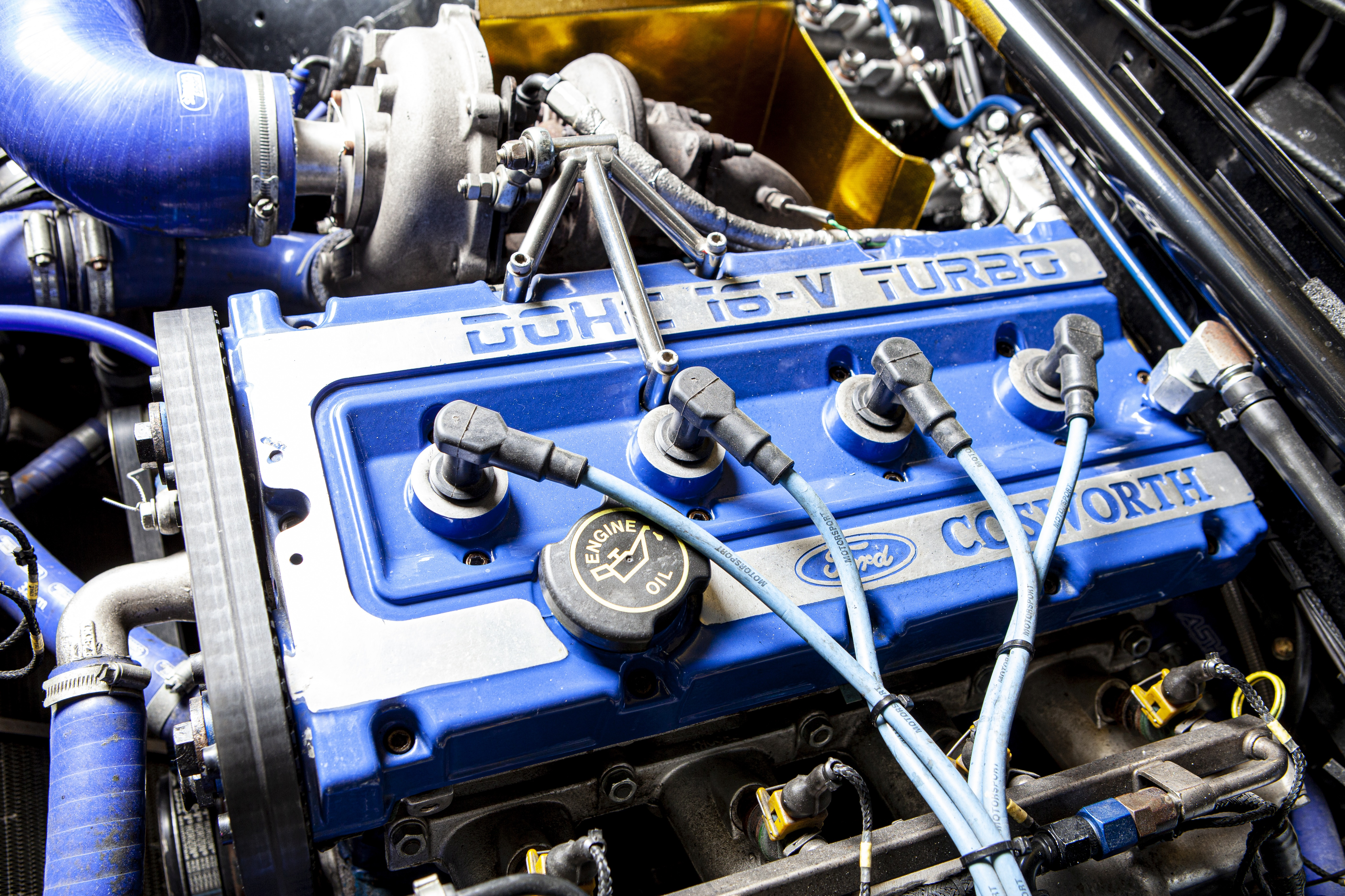 Lot 66 - 1990 Ford Sierra Sapphire RS Cosworth 4x4 Chassis no. WFOFXXGBBFLU56291