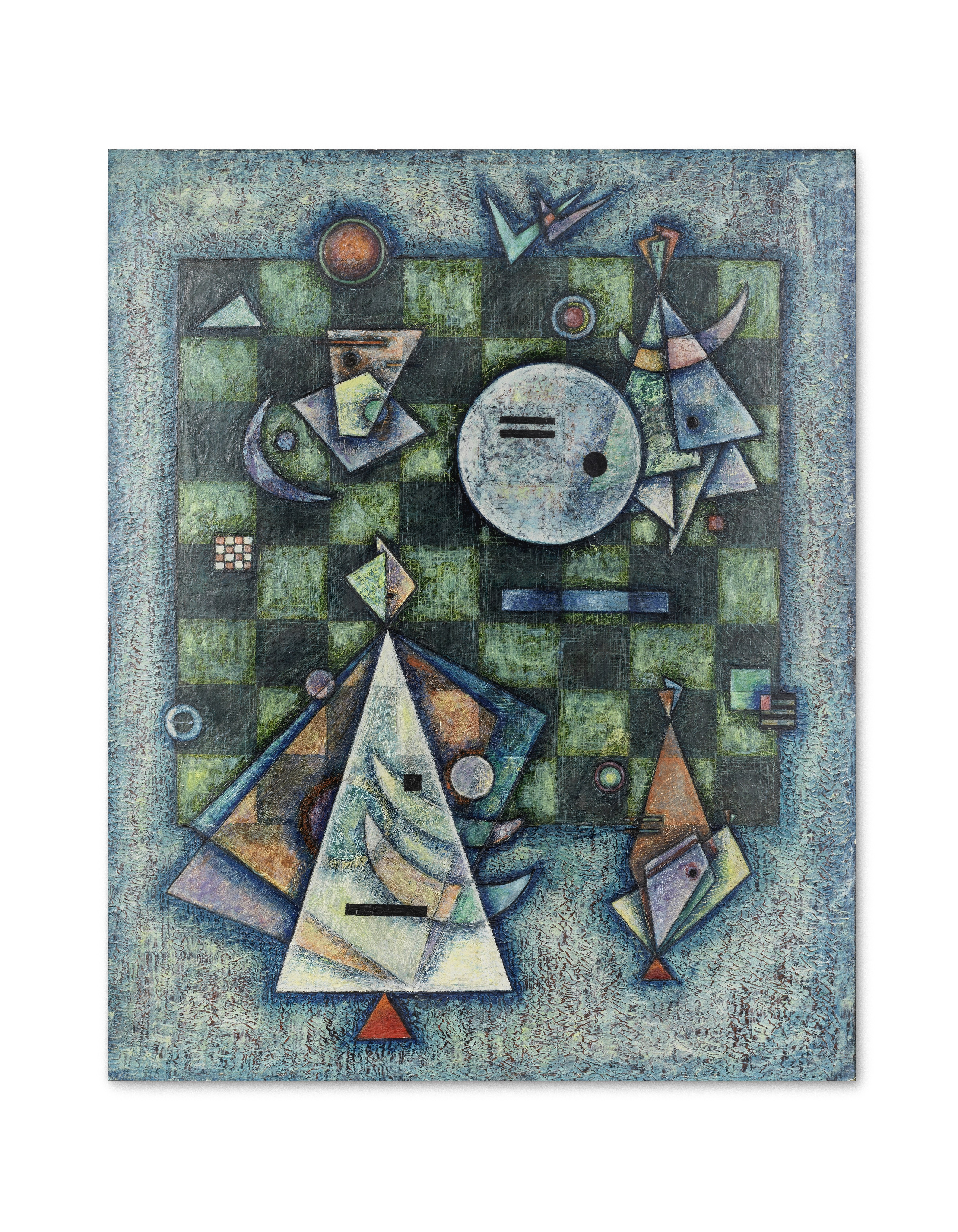 Lot 8 - Hannes Beckmann (1909-1977) Ensemble, 1946