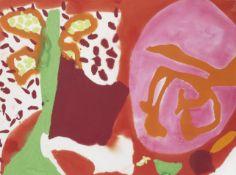 Patrick Heron (British, 1920-1999) January 8: '83: II 58 x 79 cm. (22 3/4 x 31 in.)