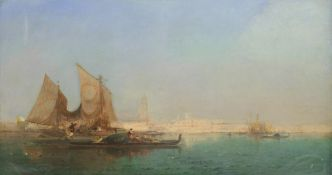 Circle of Charles Clément Calderon (French, 1870-1906) Venice