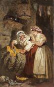 After Gustave Doré Cinderella's Godmother and the Pumpkin