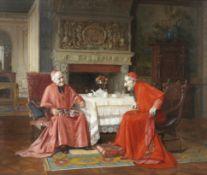 Victor Marais-Milton (French, 1872-1948) The favourites