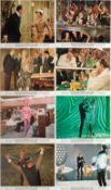 James Bond: A set of eight British front of house stills from Casino Royale, Columbia Pictures, 1...