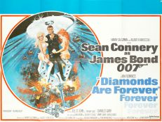 Diamonds Are Forever, Eon Productions/United Artists, 1971,