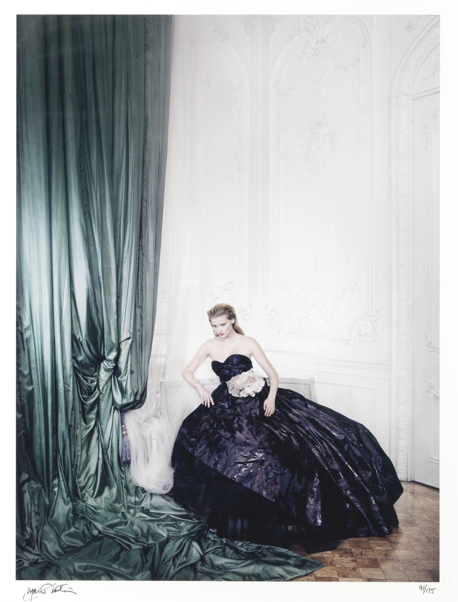 Mario Testino (Peruvian, b.1954): Lara Stone, London, British Vogue, 2008, printed 2010,