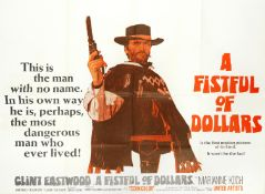 A Fistful of Dollars, United Artists, 1964,