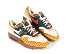 Missing Link: A pair of Nike Air Max 'Susan' x Missing Link trainers, Nike / United Artists, 2019,