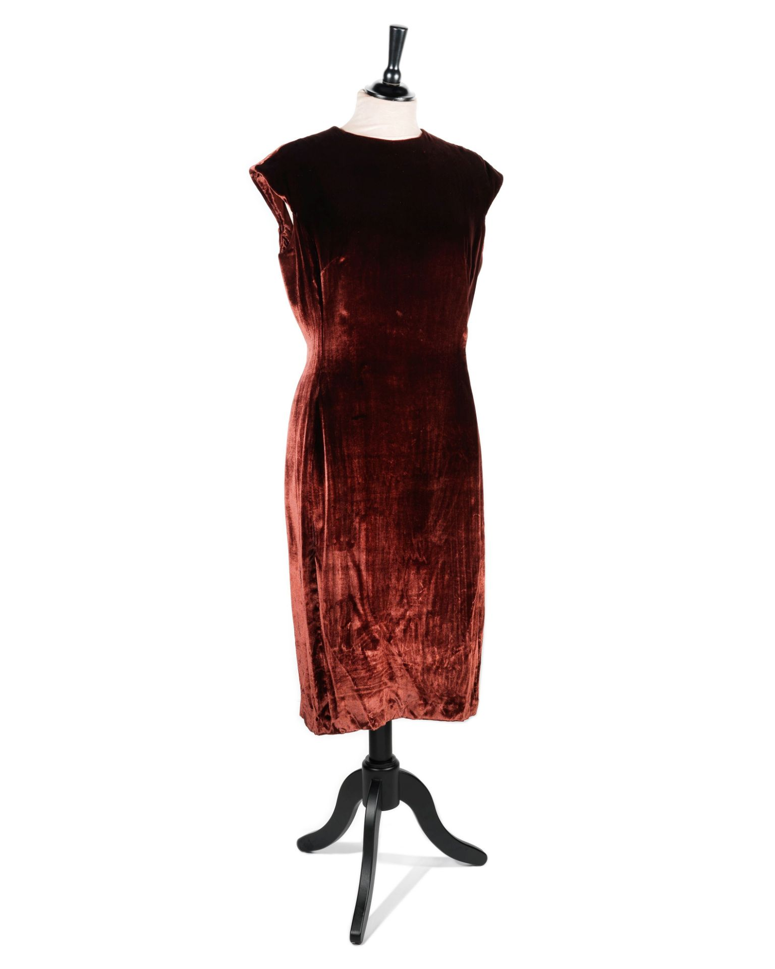 The Children Act: A screen-used red cocktail dress worn by Emma Thompson for her role as 'Fiona M...