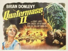 Quatermass II, Hammer Films / United Artists, 1957,