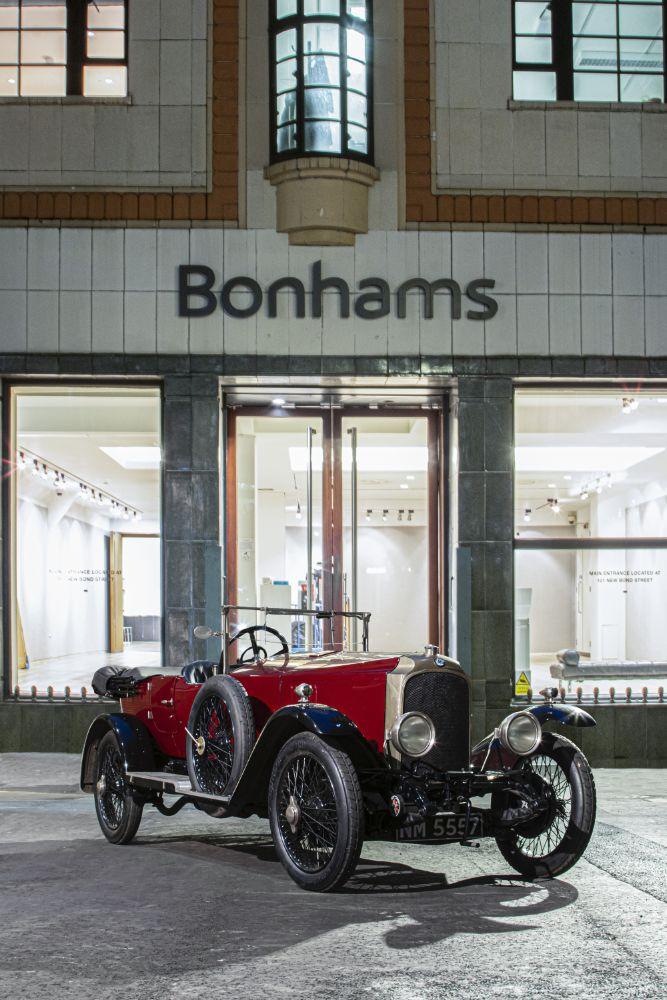 The Golden Age of Motoring Sale '1886-1939': Veteran, Vintage and Post-Vintage Motor Cars