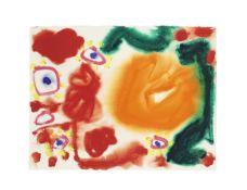 Patrick Heron (British, 1920-1999) 28 October : 1996 31 x 41 cm. (12 1/4 x 16 1/8 in.)