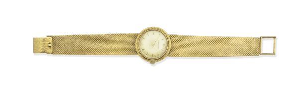 Jaeger-LeCoultre: Gold Wristwatch