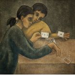 Louay Kayyali (Syria, 1934-1978) House of Cards