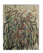 Bibi Zogbe (Lebanon, 1890-1973) Eucalyptus