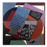 Aref Al Rayyes (Lebanon, 1928-2005) Visions of the Third World