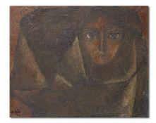 Abdel Ghaffar Shedid (Egypt, born 1938) Nubian Girl