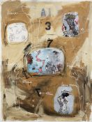 George (Kwesi Afedzi) Hughes (Ghanaian, born 1962) Untitled