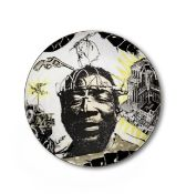 Steven Cohen (South African, born 1962) Six Commemorative Plates for Johannesburg Mayoral Arts Ba...