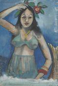 Cheri Cherin (Democratic Republic of Congo, born 1955) Mami Wata