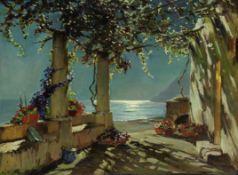 Constantin Aleksandrovich Westchiloff (Russian, 1877-1945) 'Capri'
