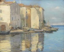 Arsene Chabanian (Armenian-French, 1864-1949) Venice