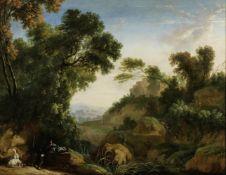 Herman van Swanevelt (Woerden circa 1600-1665 Paris), and Jan Asselijn (Dieppe 1610-1652 Amsterda...