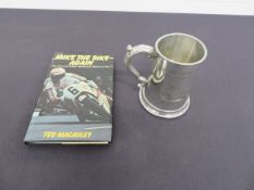 Offered from the estate of the late Percy Tait Percy's personal copy of 'Mike The Bike-Again' (...