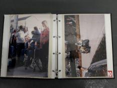 A photograph album