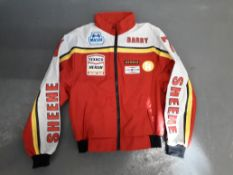 A 'The Sheene Collection' Barry Sheene jacket