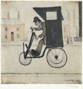 Laurence Stephen Lowry R.A. (British, 1887-1976) The Contraption Offset lithograph printed in col...