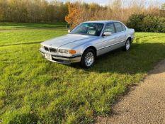 2000 BMW 735i Saloon Chassis no. WBAGG42060DA95753