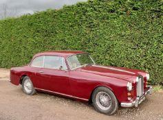 1960 Alvis TD21 Coupé Chassis no. 26213