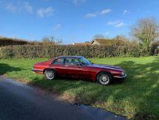 1991 Jaguar XJ-S 4.0-Litre Coupé Chassis no. SAJJNAED3EK181246