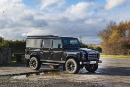 2013 Land Rover Defender 110 XS TDCi Chassis no. SALLDHYP7EA447103