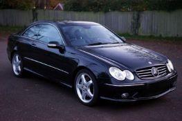 2003 Mercedes-Benz CLK55 AMG Coupé Chassis no. WDB2093762F066864