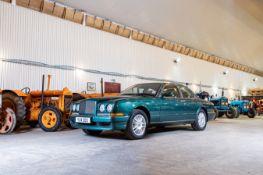 1999 Bentley Continental R Coupé Chassis no. SCBZB15EIXCH63154