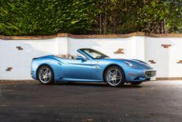 2012 Ferrari California Hardtop Convertible Chassis no. ZFFLJ65T1C0182927
