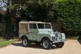 1948 Land Rover Series I 80 Inch Chassis no. R861831