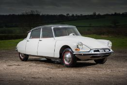 1957 Citroën DS19 Saloon Chassis no. 29854