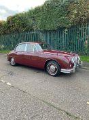 1962 Jaguar Mk2 3.4-Litre Saloon Chassis no. 158962DN