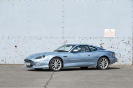 2001 Aston Martin DB7 V12 Vantage Coupé Chassis no. SCFAB12301K302374