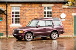 2000 Land Rover Discovery 2 Autobiography Chassis no. SALLTGM27YA284846